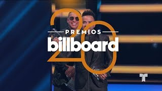 """El primer premio de la noche se lo llevó """"Despacito""""   Premios Billboards 2018   Entretenimiento"""