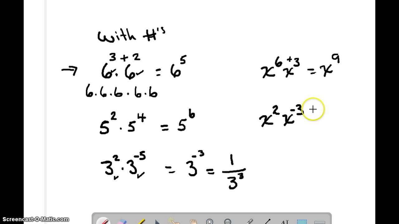 Workbooks multiplication property worksheets : worksheet. Properties Of Exponents. Gabrieltoz Worksheets for ...
