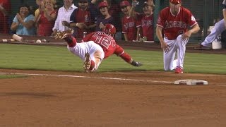 9/25/15: Angels climb within half-game of Wild Card