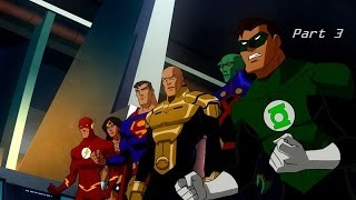 Heroes: The DC Animated Universe (3 of 4)