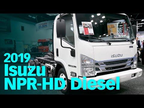 Isuzu N-Series Diesel Trucks