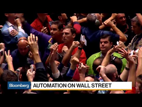 How Automation Could Replace High-Paying Wall Street Jobs