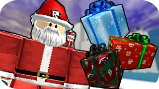 ROBLOX Live! | Santa Geschenke PRESENTS OF ROBUX!! | Mehrheit Abstimmung Spiele!