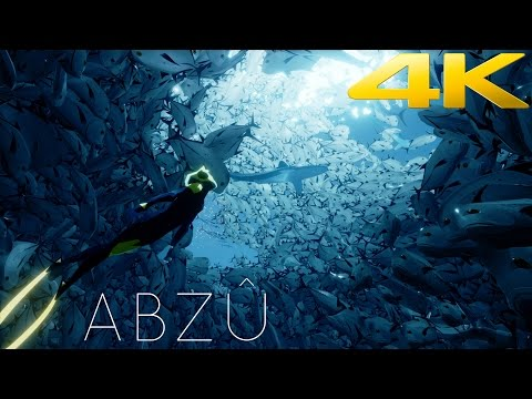 ABZU - Gameplay Walkthrough Full Game [ULTRA 4K 60FPS] UNDERWATER WORLD from YouTube · Duration:  1 hour 2 minutes 25 seconds