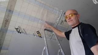 Samodzielny montaż płyt - od miarki do skosu, sufitu.