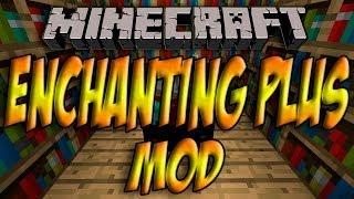 Minecraft 1.7.2 - Como Instalar ENCHANTING PLUS MOD - ESPAÑOL [HD] 1080p