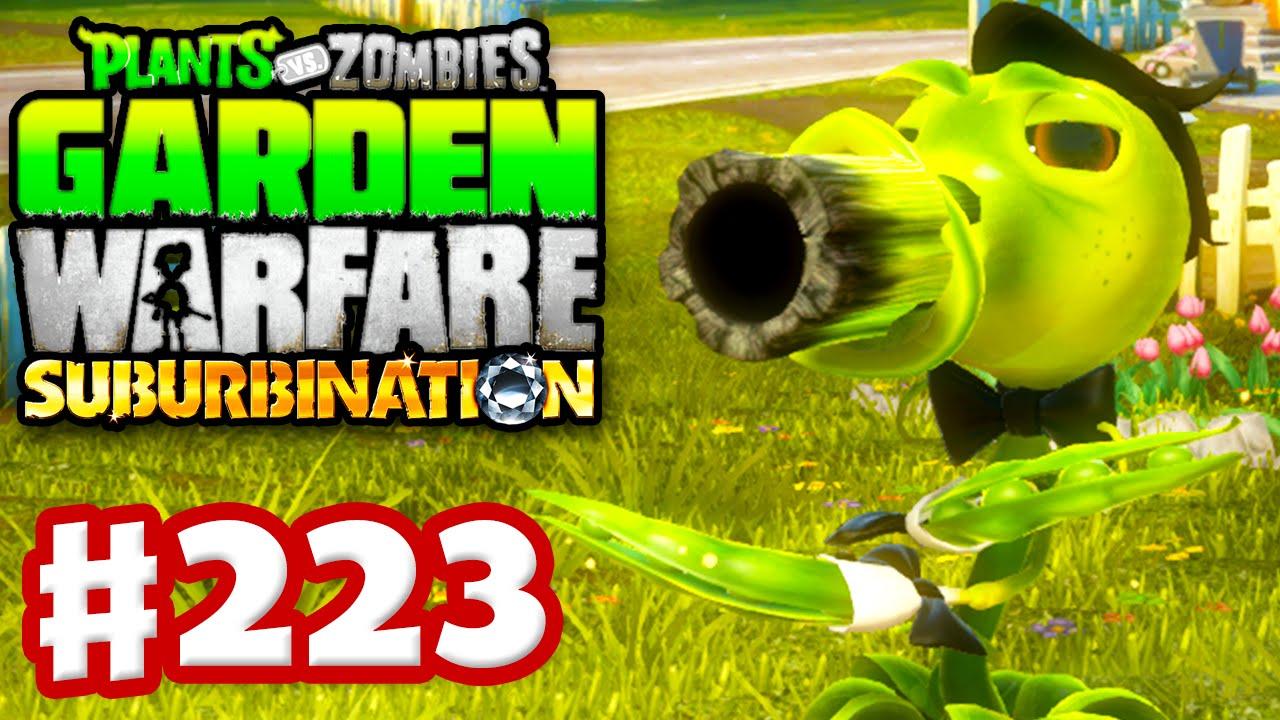 Plants Vs Zombies Garden Warfare Gameplay Walkthrough Part 223 Garden Ops Crazy Mode Solo