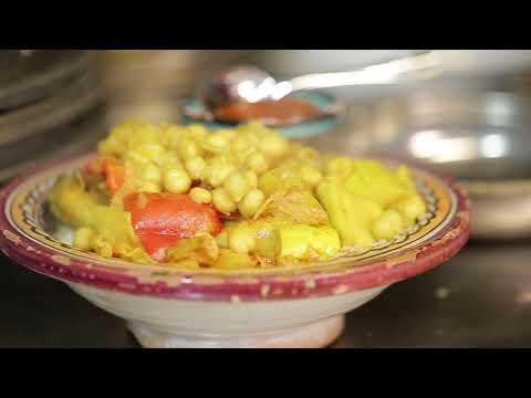 Moroccan Cuisine in Israel