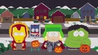 Kenny McCormick Talks [South Park] Season 16 - A Nightmare on FaceTime