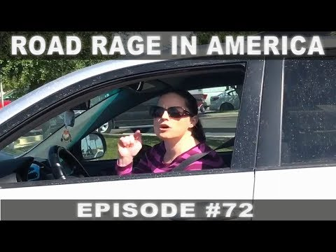 ROAD RAGE IN AMERICA #72 | BAD DRIVERS USA, CANADA | NORTH AMERICAN DRIVING FAILS