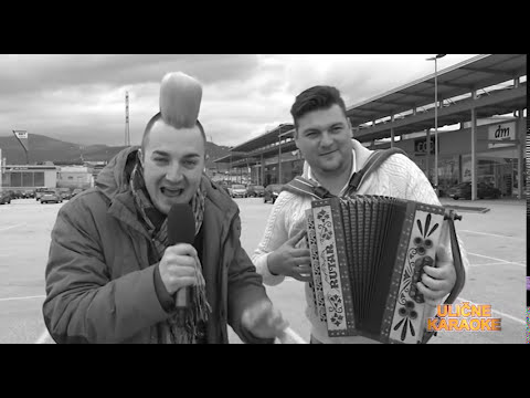 ULIČNE KARAOKE na GOLICA TV, SLOVENSKA BISTRICA 1.DEL