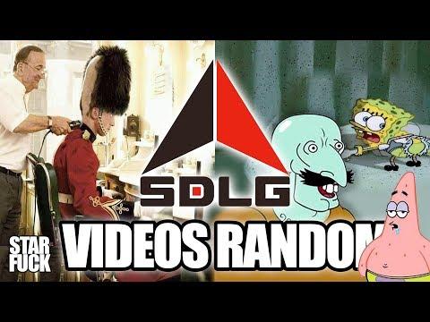 VÍDEOS RANDOM SDLG :v LOS MEJORES VÍDEOS DE RISA / Caídas graciosas 7w7