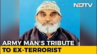 An Army Officers Moving Tribute To A Former Terrorist