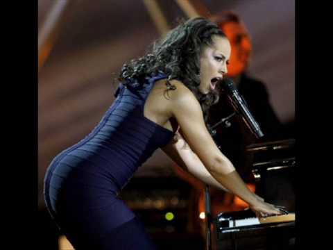 Alicia Keys- Doesn't Mean Anything + Lyrics