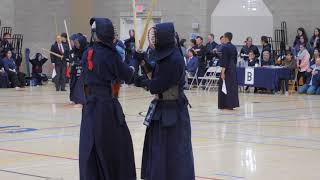 Kendo 2018 Mori Hai Tournament 5Dan Division Finals