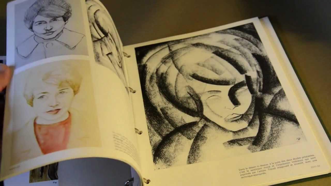 Ecole abc de paris books dessin peinture youtube for Ecole decorateur interieur paris