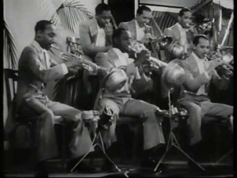 "Duke Ellington - ""concert video"" - 1933 - HQ"