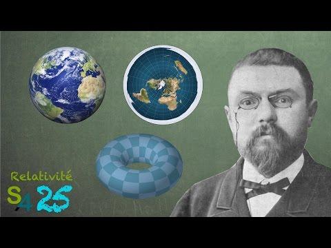 La conjecture de Poincaré   Relativité 25
