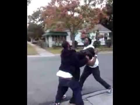 Morgan city fight
