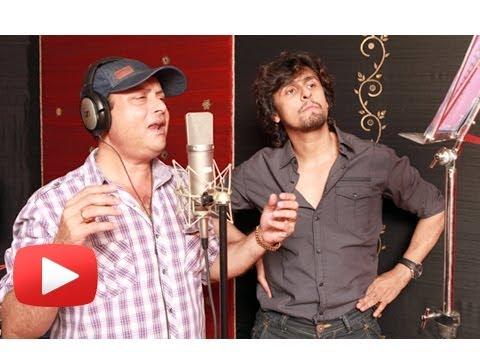 Sachin Pilgaonkar Recorded A Song With Sonu Nigam For Ekulati Ek!
