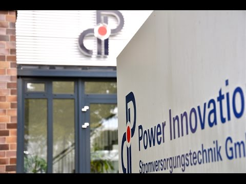Power Innovation Stromversorgungstechnik GmbH - Imagevideo