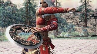 FINAL FANTASY XIV: SHADOWBRINGERS Dancer Reveal