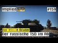 Lets Play War Thunder GF #159 der russische T-50 im RB GAMEPLAY HD