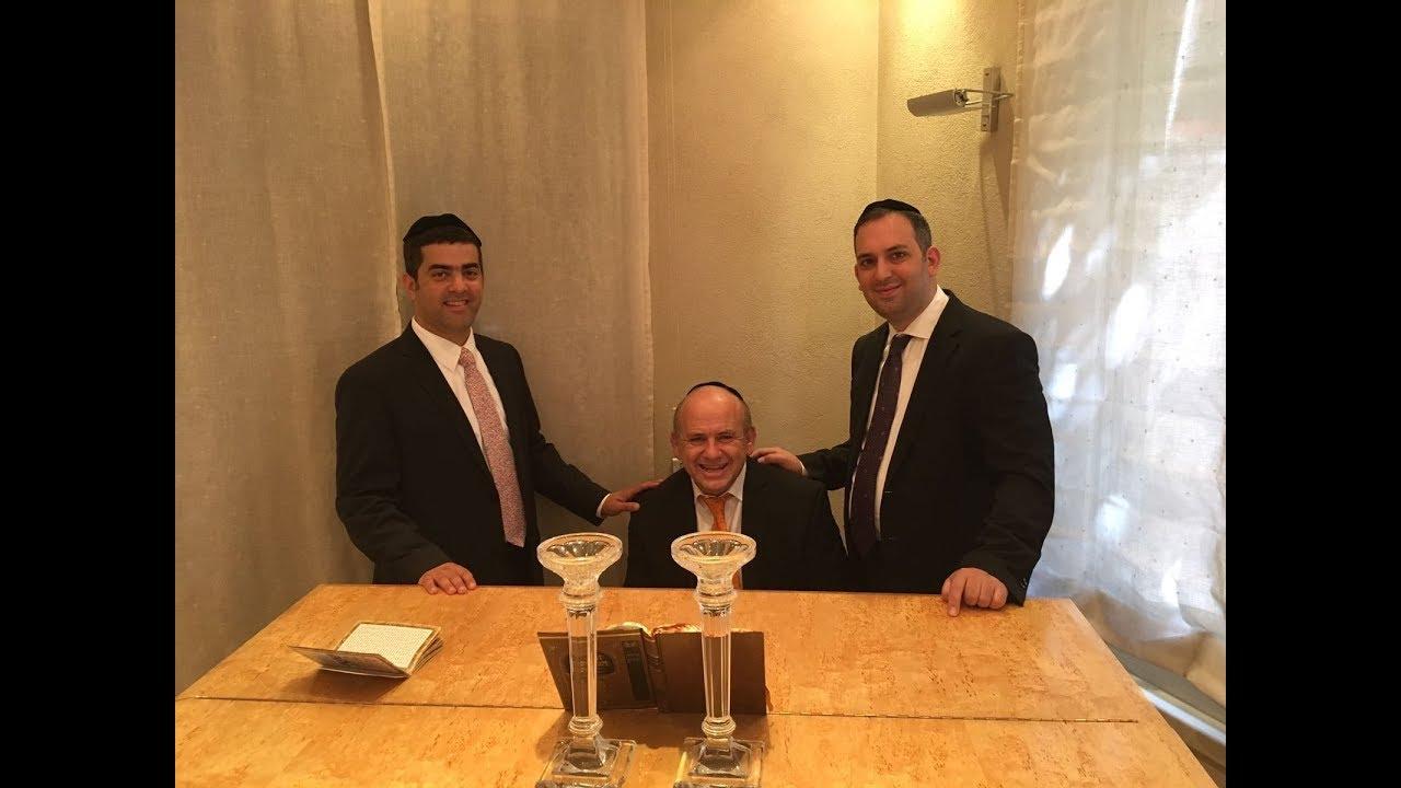 אלי הרצליך משה ואלי לאופר מלך יחיד פסנתר | Eli Herzlich Moshe & Eli Laufer Melech Yochid Piano Clip