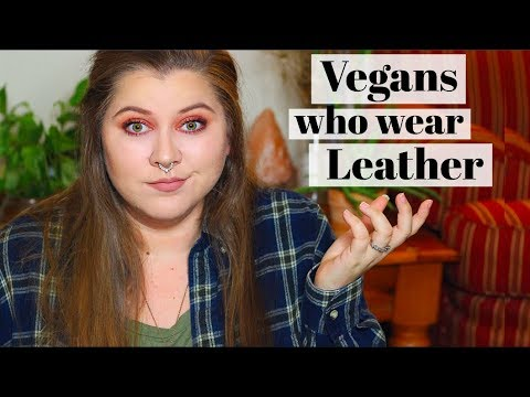 Vegans Should Wear Leather - Here's Why