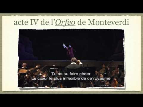 Monteverdi - Orfeo