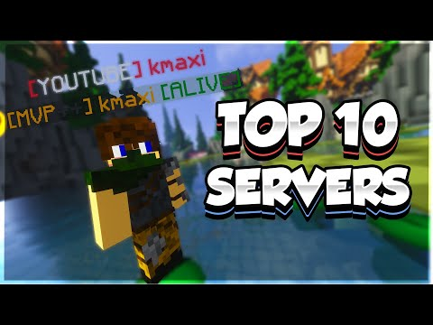 Top Minecraft Servers To Play In QUARANTINE!