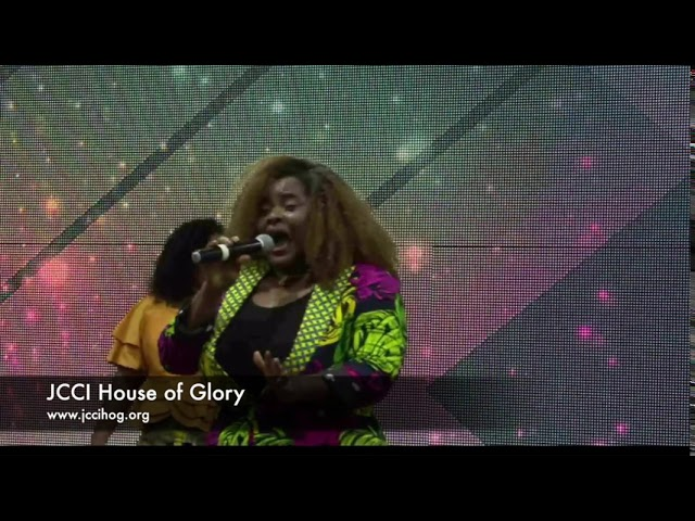 Thanksgiving Praise at JCCI House of Glory