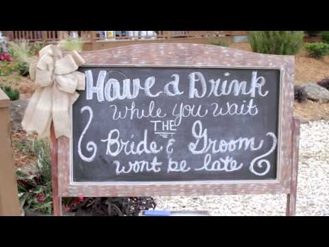 Moore Farms Rustic Wedding - Showcase