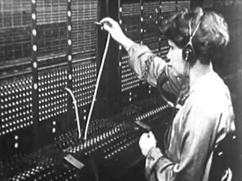 History of Telecommunication (1928) - Radio Silence - CharlieDeanArchives / Archival Footage