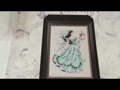 Cross Stitch #8: Stitch Maynia Vlog Update #2 & Slideshow Wrap-Up