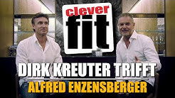CLEVER FIT Gründer Alfred Enzensberger trifft Dirk Kreuter - Warum Franchise so clever ist?
