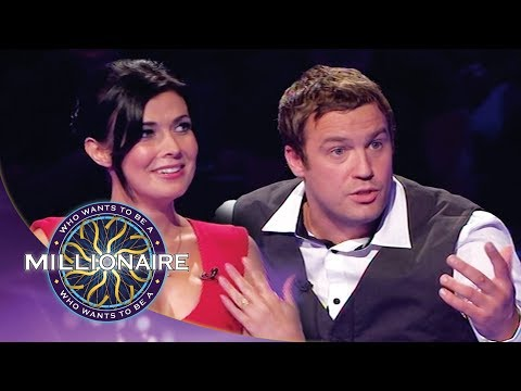 Jamie Lomas And Kym Marsh Wins £50,000 For Charity - Soap Stars - Who Wants To Be A Millionaire?