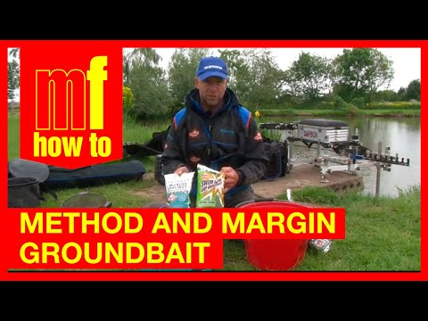 Match Fishing - Nick Speed - Method Feeder & Margin Groundbait For Carp