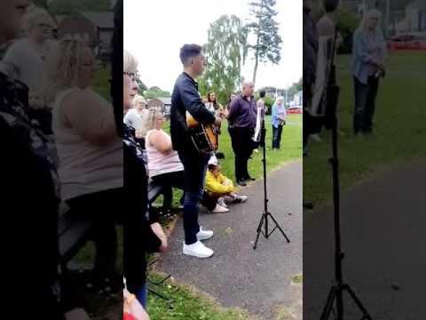 Llay Vigil - 28th May 2017