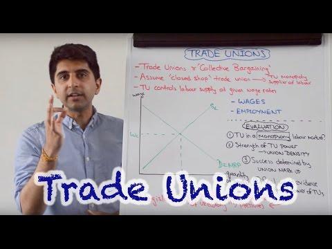 Trade Unions -