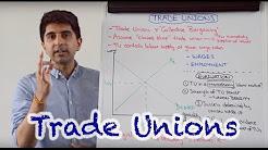 Trade Unions - Labour Market Impact