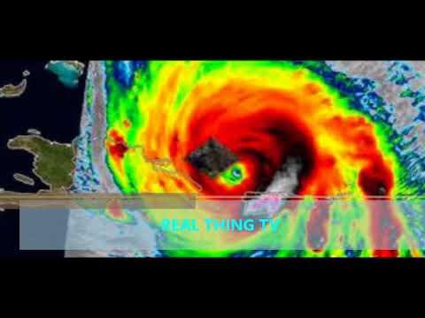 Hurricane Maria path Where is Maria now