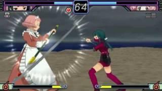 Mai-Hime Senretsu! PSP Game Video 1 [HQ]