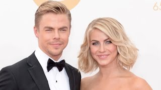 EXCLUSIVE: Derek Hough Says Julianne's 'Grease' Performance 'Raised the Bar' for TV Musicals