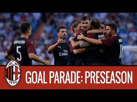 Goal Parade: pre-season collection