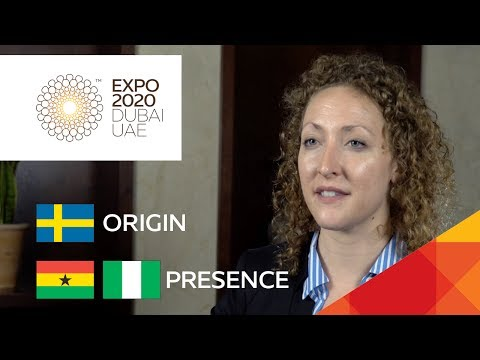 Saving West Africa's crops from tropic storms // Expo Live – Ignitia / Sweden