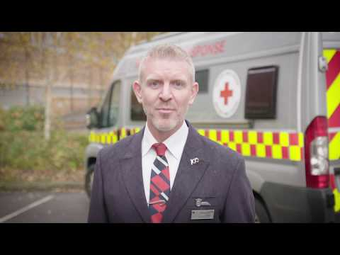 British Airways - Partnership with British Red Cross