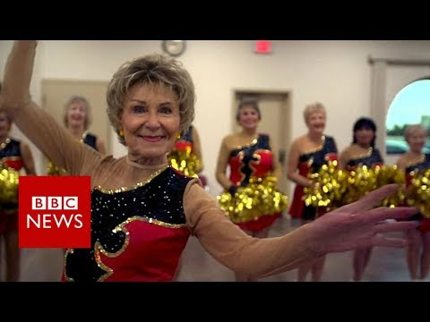 How to live like a 'superager' BBC News