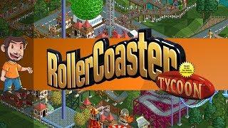 Flabaliki Plays: RollerCoaster Tycoon 1