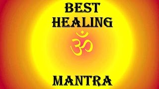 VERY VERY POWERFUL HEALING MANTRA : HARI OM !!